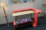 Funky desk New Designers 2011