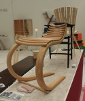 Furniture hall New Designers