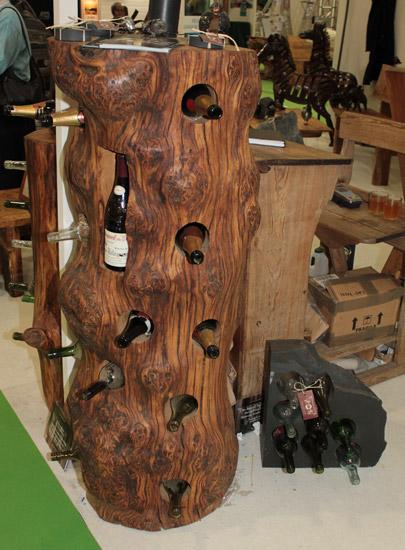 Build Wine Rack Cabinet